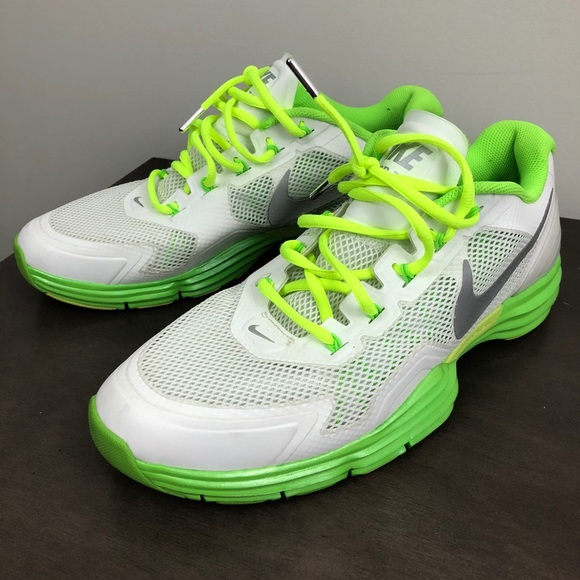 finest selection 6ad1e c4eee Nike Lunar TR1 Trainer Neon Sneakers. M 5b0250efb7f72b8678ffb976